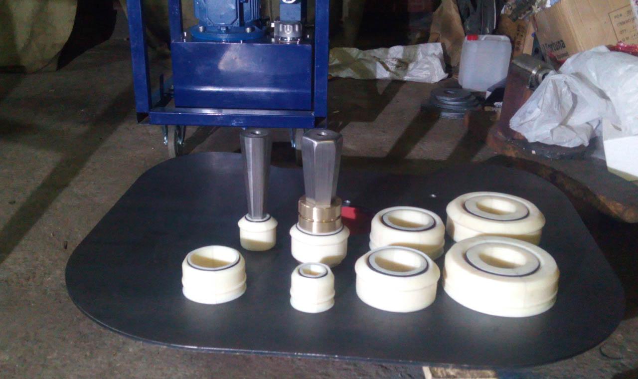 Оснастки для станков по производству дымоходов